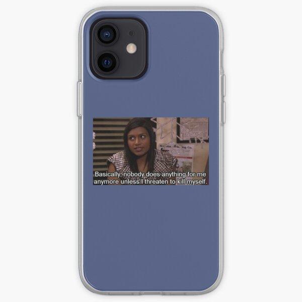 Kelly Kapoor iPhone Soft Case