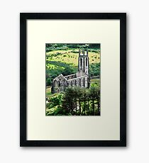 Abandoned Church, Donegal, Ireland Framed Print