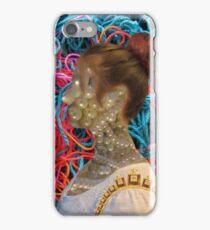 Skeleton of Pearls iPhone Case/Skin
