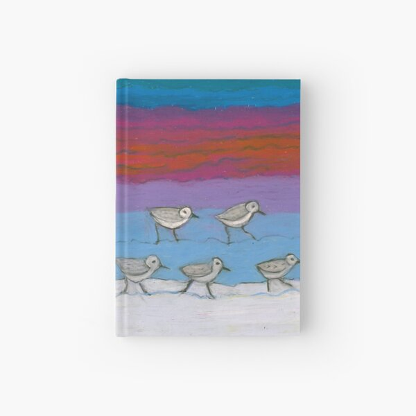 Eleven Pipers Piping Hardcover Journal