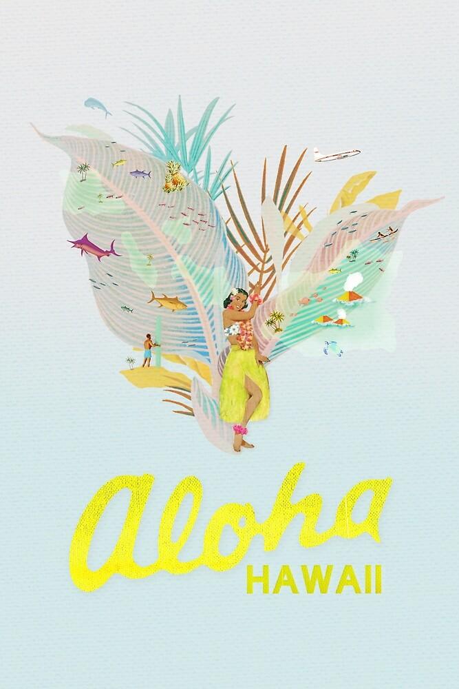 Aloha, Hawaii by heatherlandis