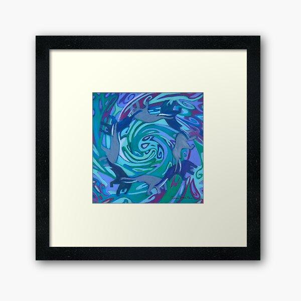 Danavas Framed Art Print