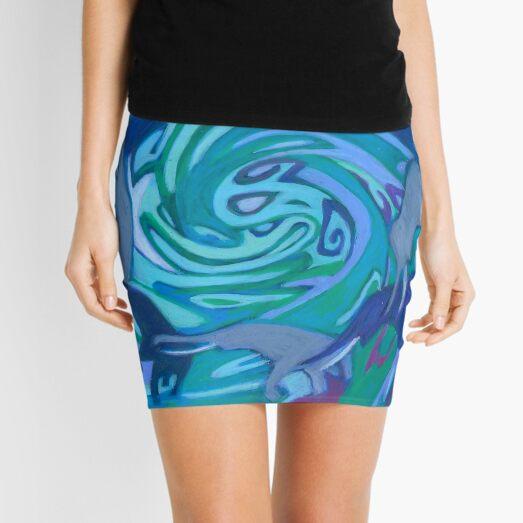 Danavas Mini Skirt