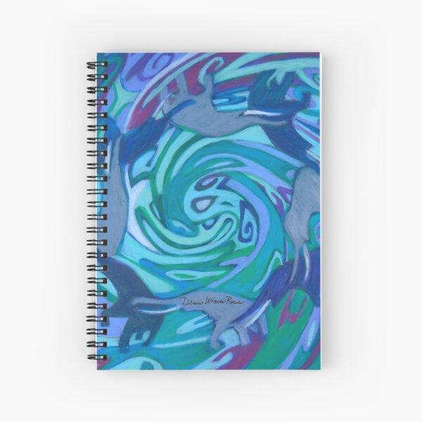 Danavas Spiral Notebook