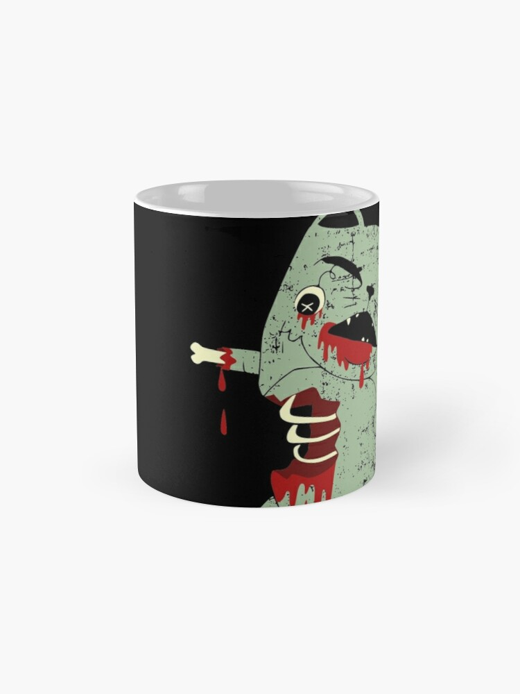 Alternate view of Zombie Cat Mug