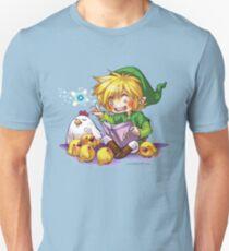 Cucco Bedtime Stories - Legend of Zelda T-Shirt
