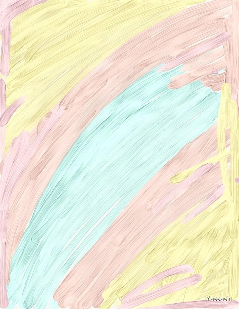 Pastel Streamers by Yassasin