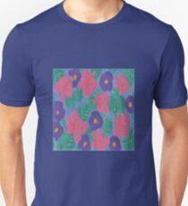 Dreamy Hibiscus Nights Unisex T-Shirt