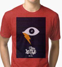 Arctic Monkeys Poster - Crying Lightning Tri-blend T-Shirt
