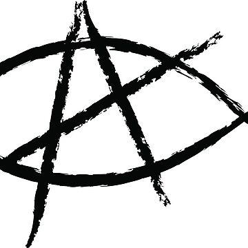 Christian Anarchy by lewisliberman