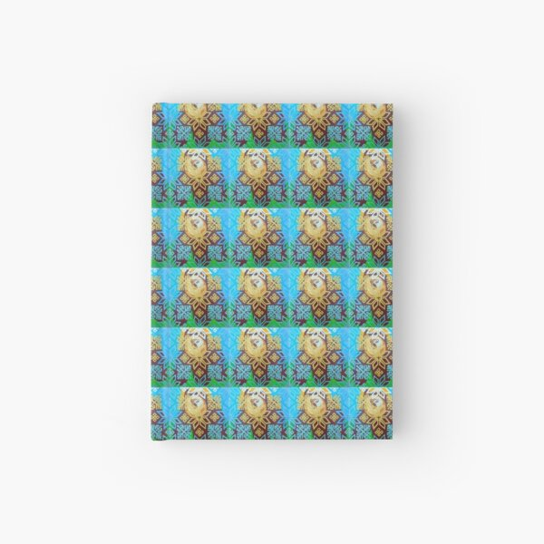 Otso in the Sunlight Hardcover Journal