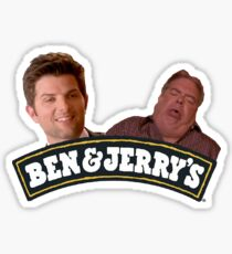 ben and jerry's Sticker