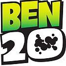 Ben 20 by melanie honebone