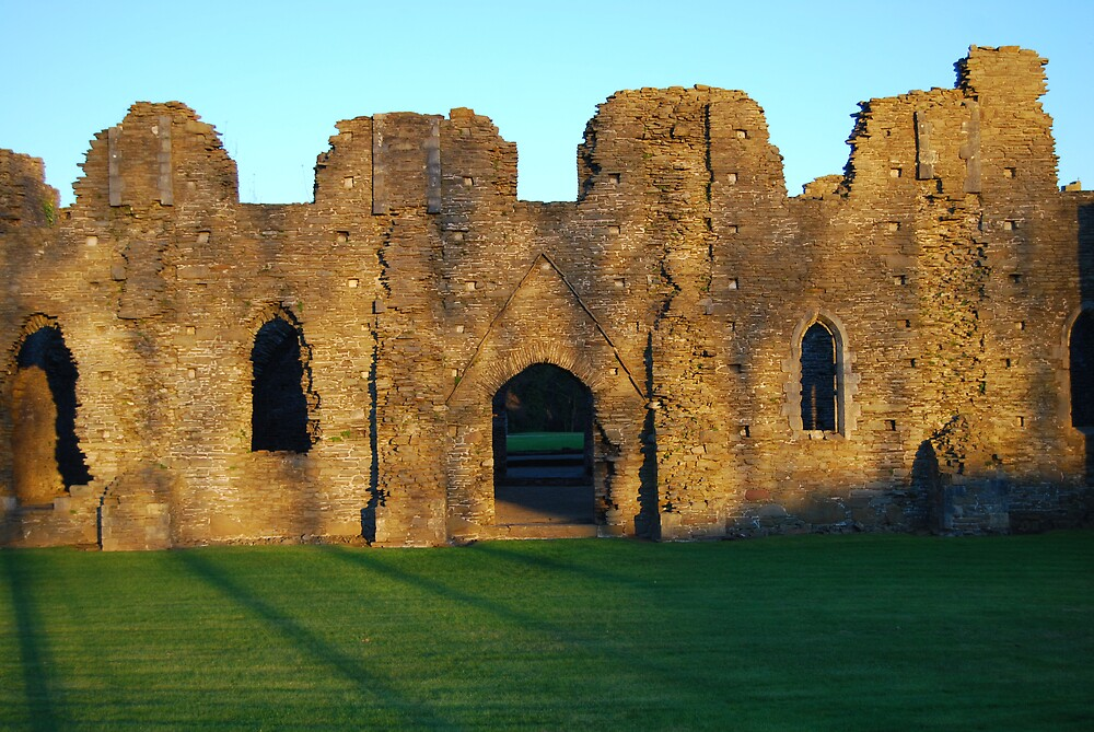 neath abbey  by cool3water