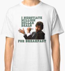 Die Hard- Ellis - Million Dollar Deals Classic T-Shirt