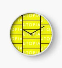 Utopia  Clock