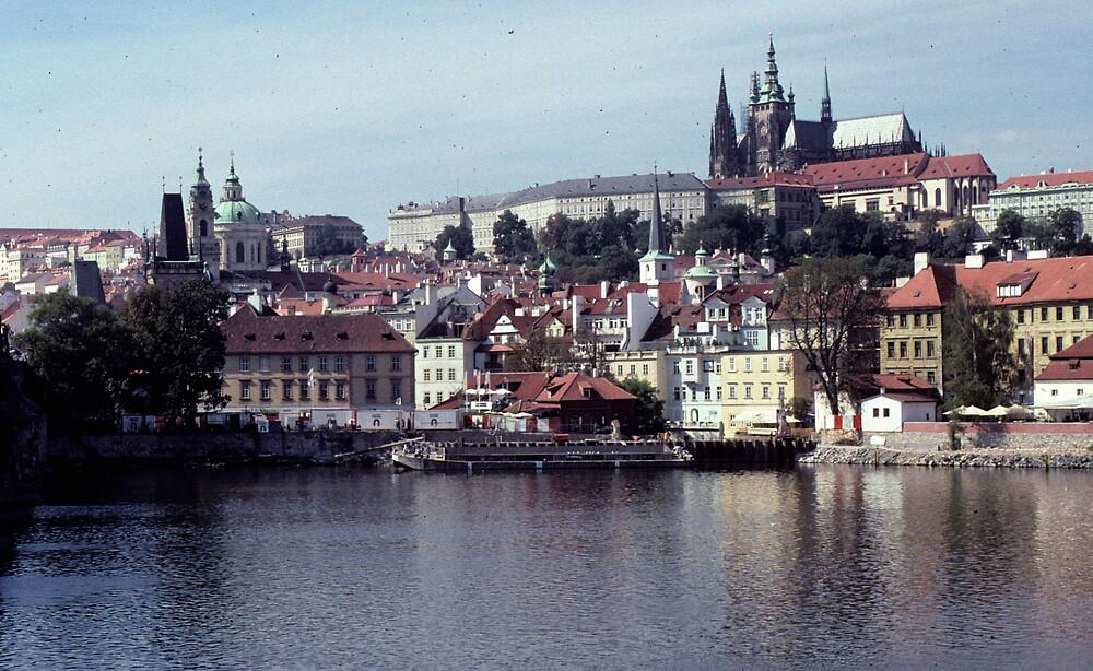 Prague by bertspix