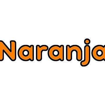 Naranja Bubble Font by alaswell
