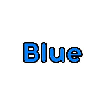 Blue Bubble Font by alaswell