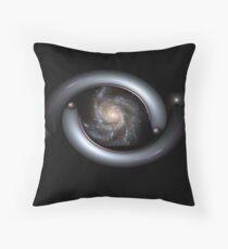 polarity 3 Throw Pillow