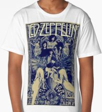 Led Zep Vintage @ Madison Square Garden Long T-Shirt