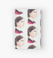 Impossible Girl Hardcover Journal