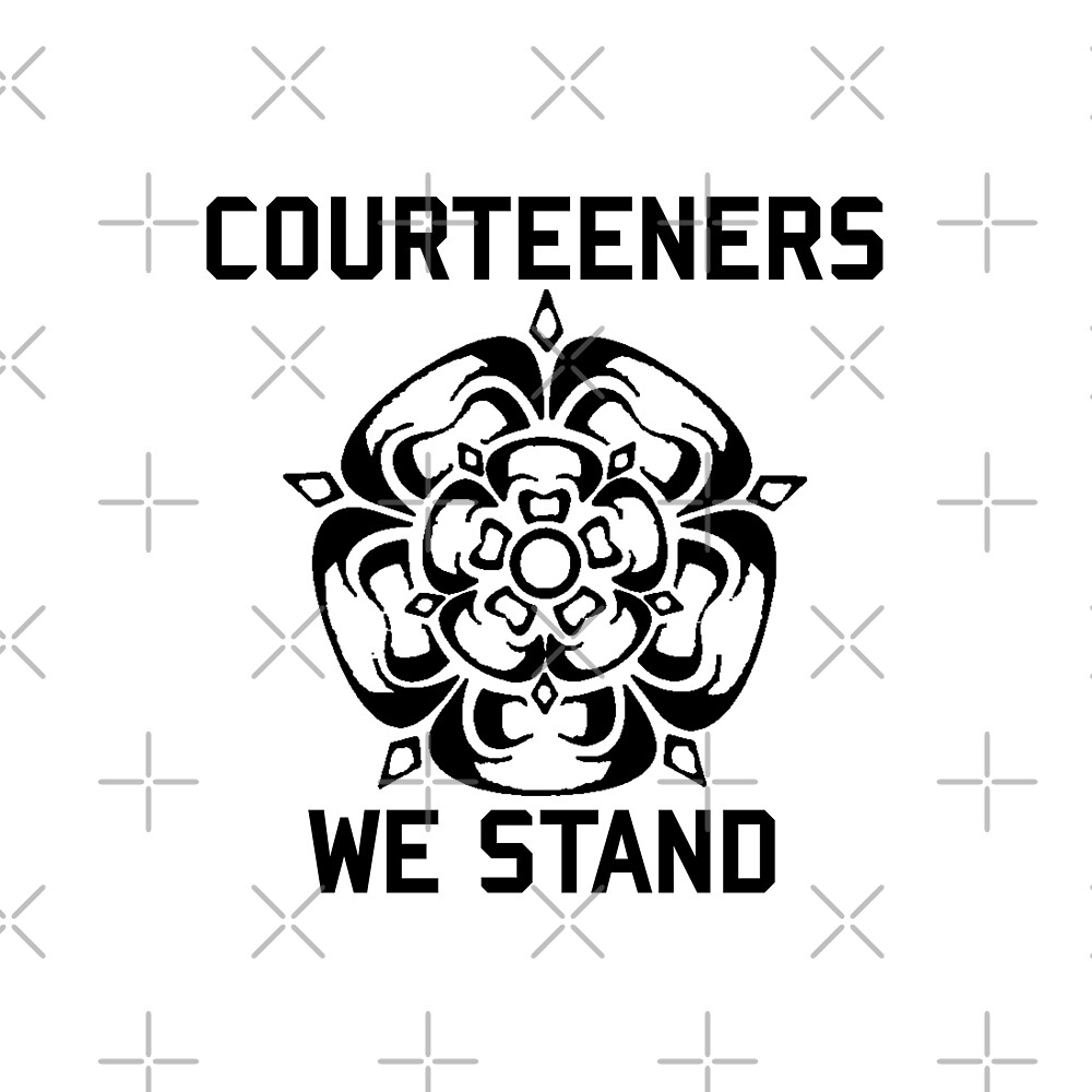 Courteeners We Stand by DesignedByOli