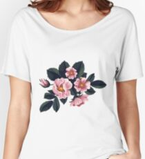Bouquet of rose - Vintage Women's Relaxed Fit T-Shirt