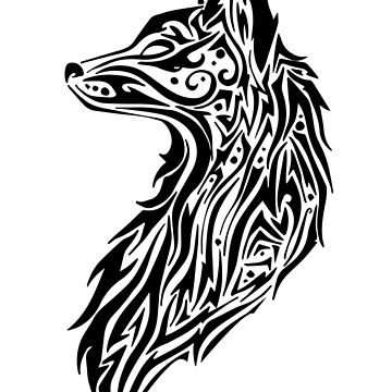 Fox tribal de revoltz