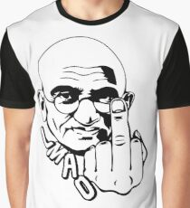 Gandhi - Parody Graphic T-Shirt