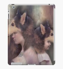I will teach you how to be strong iPad Case/Skin