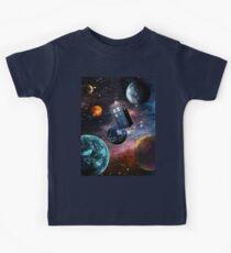 Doctor Who Space Kids Tee