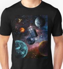 Doctor Who Space Unisex T-Shirt