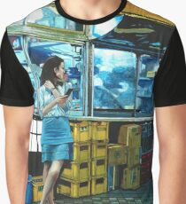 Watching - A Night in Japan Graphic T-Shirt