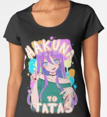 Hakuna Yo Tatas (TYPE 4) Women's Premium T-Shirt