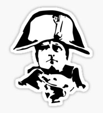 Napoléon Bonaparte Sticker