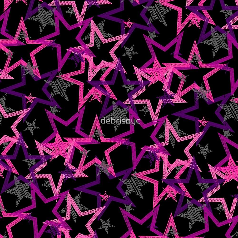 berry stars by debrisnyc
