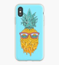 Pineapple Summer iPhone Case