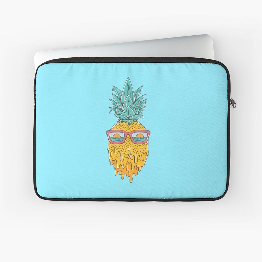 Pineapple Summer Laptop Sleeve