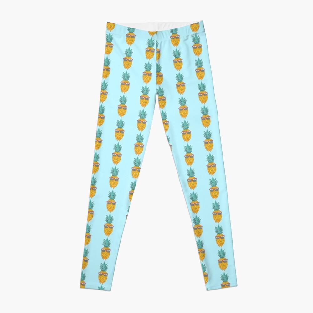 Pineapple Summer Leggings