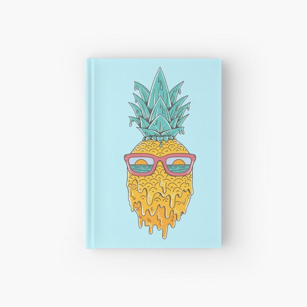 Pineapple Summer Hardcover Journal