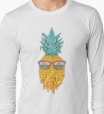 Pineapple Summer Long Sleeve T-Shirt