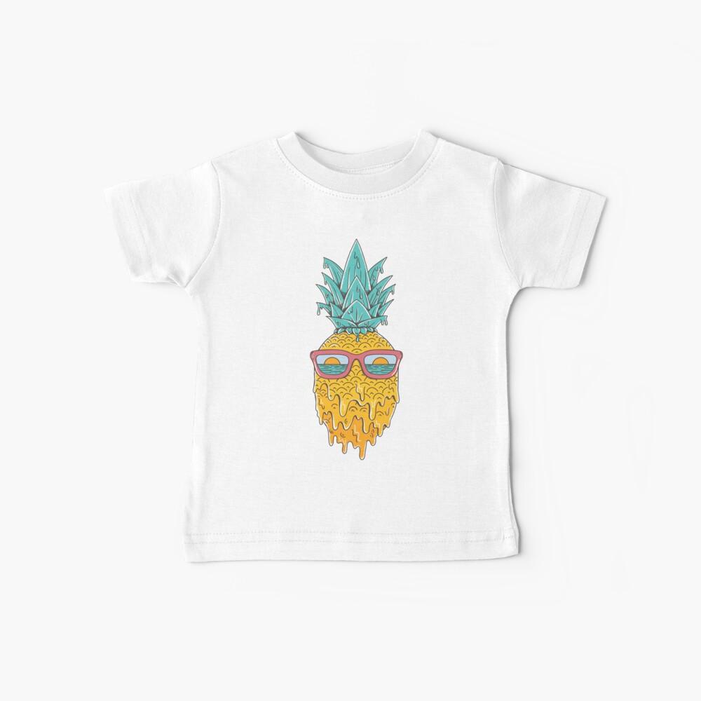 Pineapple Summer Baby T-Shirt