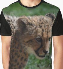 Baby Cheetah  Graphic T-Shirt