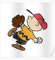 The Peanuts - Charlie Brown Poster