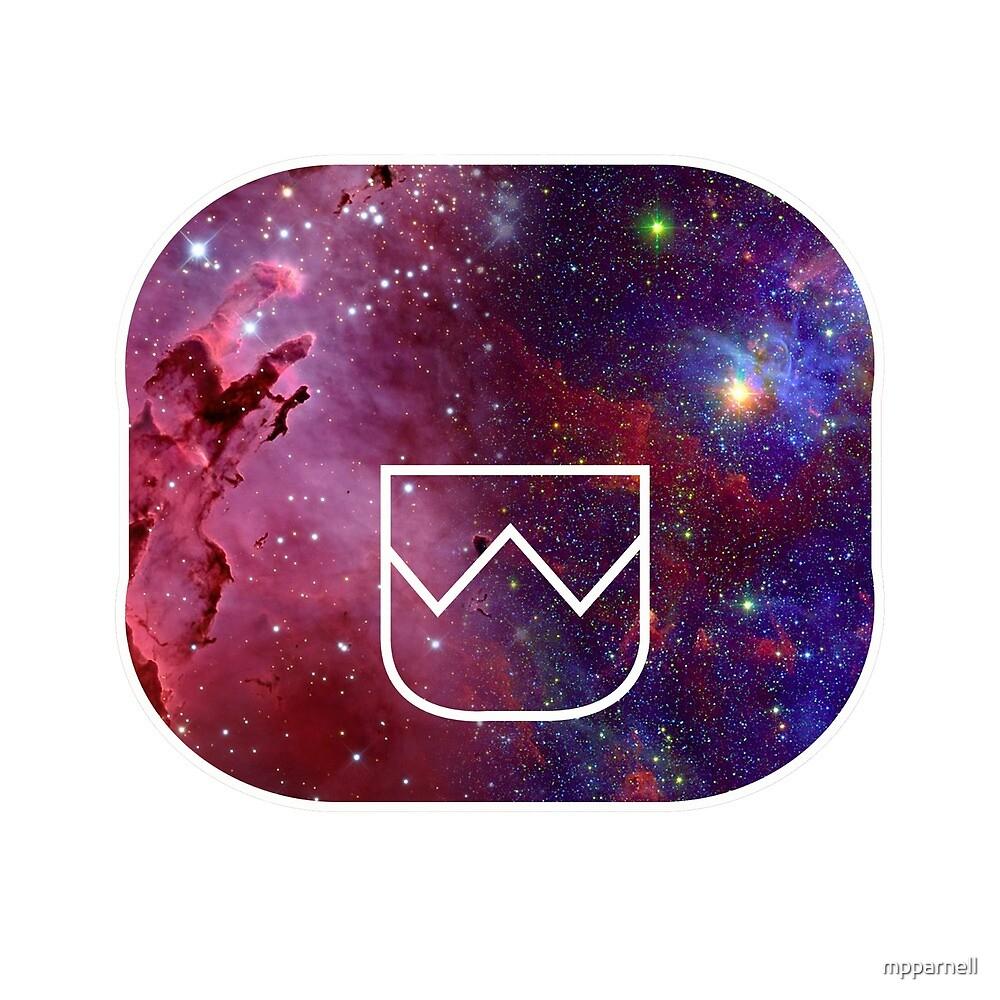 Steven Universe Garnet Galaxy by mpparnell
