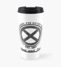 Xavier's School Logo Travel Mug