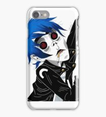 Phase 4 2D iPhone Case/Skin
