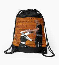 Verse IT 4 The Voiceless LGBT Abuse & Violence Awareness  Drawstring Bag