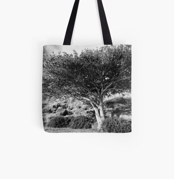 Stretch out Stretch up - Victor Harbour South Australia All Over Print Tote Bag